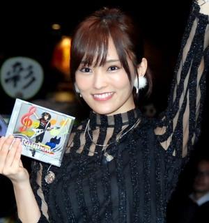 山本彩、ソロ初アルバム1位でブルマ公演を約束 アイドル卒業は「まだ大丈夫」