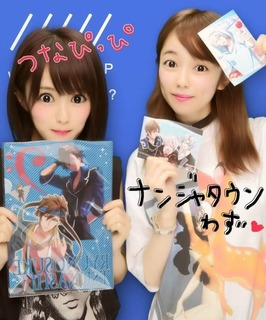 NMB48・山本彩とAKB48・島崎遥香の2ショットプリクラが思わぬ方向でも話題に。